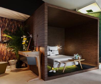 Mobiliario DATproject de Pilar de Prada en el espacio Artefactum en Casa Decor