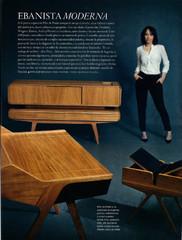 Pilar de Prada DATproject en la revista AD